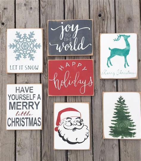 ideas  christmas signs  pinterest