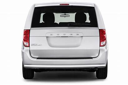 Caravan Dodge Grand Motortrend Rear Motor Minivan