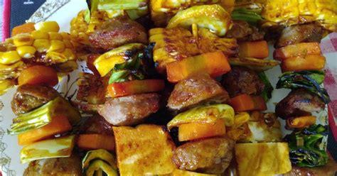 Sebab, selain untuk mengenang, kamu juga bisa membuatnya sendiri di rumah. 137 resep sate bakso enak dan sederhana - Cookpad