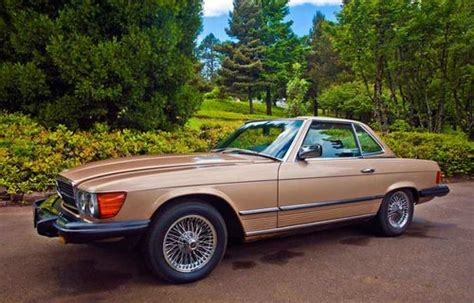 Buy Used Classic 1984 Mercedes Benz 380sl Convertible In