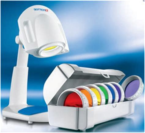 bioptron light therapy booklet light and colour therapies the therapy network