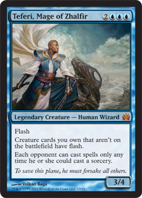 teferi commander deck upgrade ftv legends list released 171 one general to rule them all