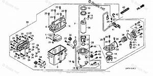 Honda Outboard Parts By Year 2002 Oem Parts Diagram For