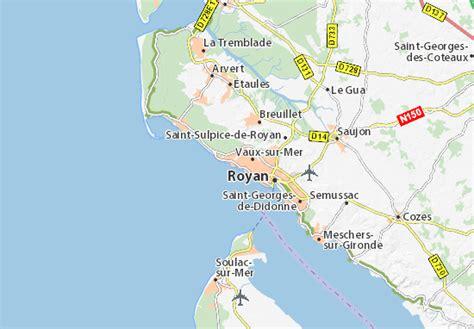 Palais Sur Mer Carte De carte d 233 taill 233 e palais sur mer plan palais