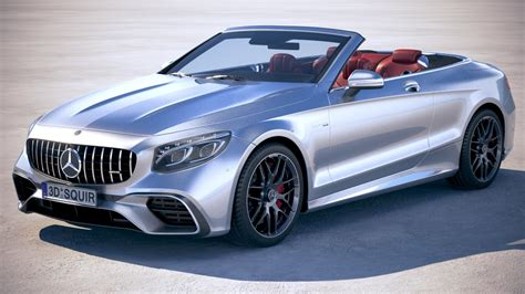 Amg S63 Cabriolet by Mercedes S63 Amg Cabriolet 2018