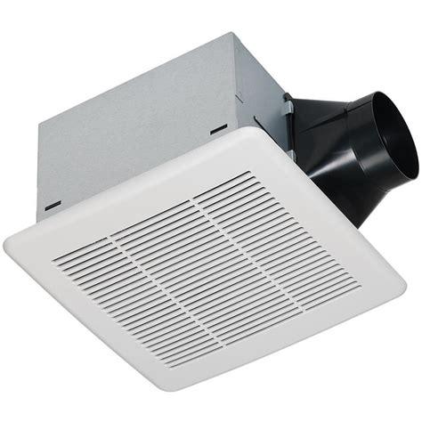 Utilitech Bathroom Fan With Light by Shop Utilitech 0 3 Sone 80 Cfm White Bathroom Fan Energy