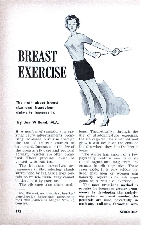 Breast Exercises Huge Busty Moms