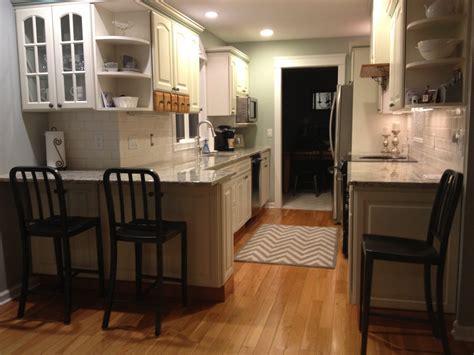 galley kitchen renovation ideas 7 steps to create galley kitchen designs theydesign