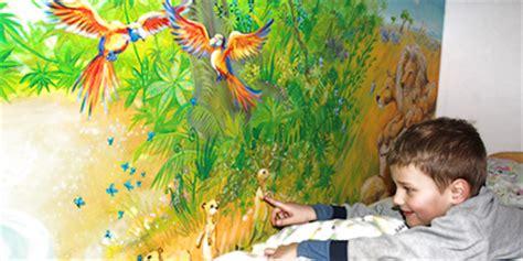 Kinderzimmer Anregend Gestalten by Wandgestaltung Kinderzimmer