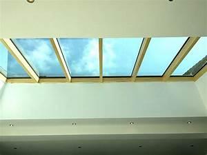 Puit De Lumière Toit Plat : puit de lumi re et fen tre de toit pour un rendu de ~ Dailycaller-alerts.com Idées de Décoration