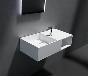 Waschbecken 80 X 40 : vasques et lavabos suspendus bernstein la boutique salle de bain ~ Bigdaddyawards.com Haus und Dekorationen