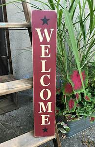 Wood, Welcome, Sign, Front, Door, Decor, Welcome, Home, Welcome