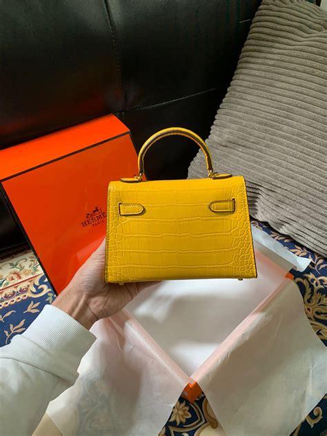 Cheap 2020 Cheap Hermes Mini Kelly Bags For Women # 222192 ...
