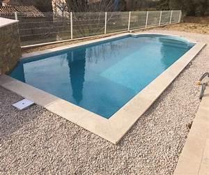 Piscine Sans Margelle : piscine sans margelle fabulous pose de beton autour de la ~ Premium-room.com Idées de Décoration