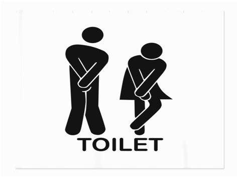 Bathroom: Funny Toilet Signs New Bathroom Rules And