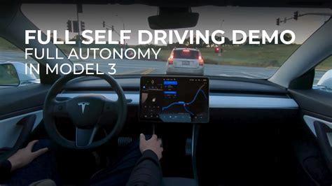 Download Tesla 3 Full Autonomy Gif