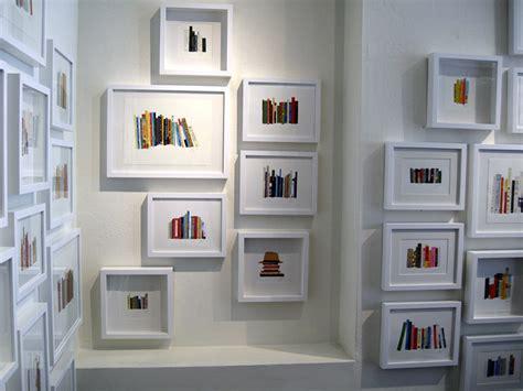 Picture Frame Bookshelves-home Design