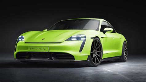 Hennessey Will Modify The Porsche Taycan - Motor Illustrated