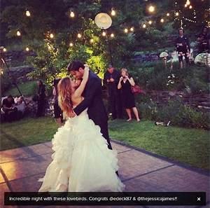 Eric Decker and Jessie James First dance .♥♥♥ | ️Wedding ...