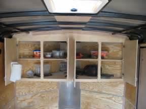 kitchen cabinet desk ideas v nose enclosed trailer cabinets kit4en