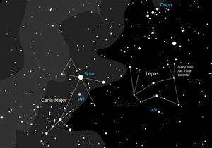 Winter Sky Tour: Canis Major