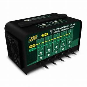 Batterie 12 Volts : battery tender 6 12 volt 4 amp battery charger 5 banks ~ Farleysfitness.com Idées de Décoration