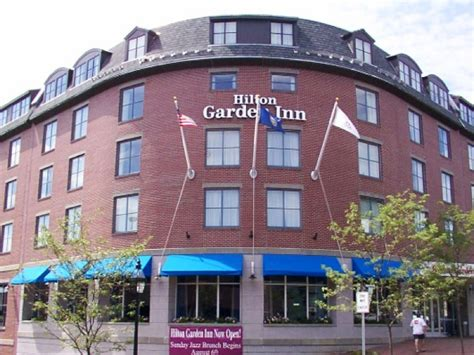 garden inn me communications cabling installed at hiltons in me and nh