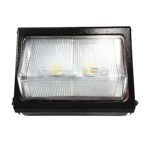 led wall pack light 50w socal led lighting