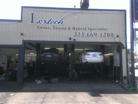 lextech   auto repair silver lake los