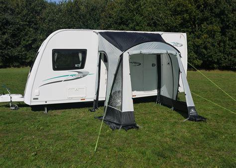 Sunncamp Swift 220 Deluxe Lightweight Caravan Porch Awning