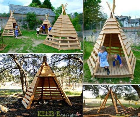 Backyard For Children by 16 Fabulous Backyard Playhouses Sure To Delight Your
