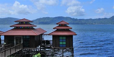 daftar objek tempat wisata terindah  manado provinsi