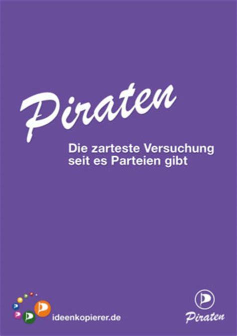 marken klau wie die piratenpartei werbeslogans und logos