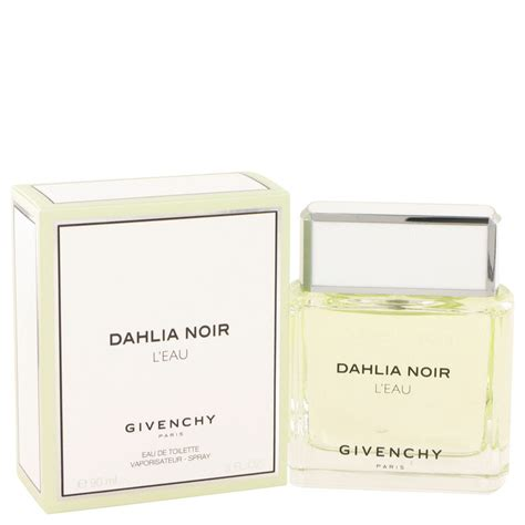 dahlia noir l eau by givenchy eau de toilette spray 3 oz