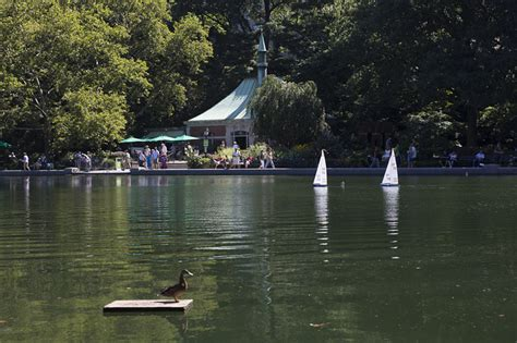 Central Park Boat Club by Winds Of Change For Central Park Boaters Wsj