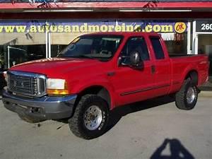 1999 Ford F250 Super Duty 4x4 Ex Cab Truck 7 3 Turbo