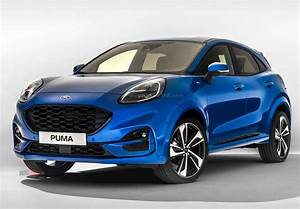 2020 Ford Puma Debuts With Unique Boot Space