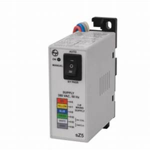 Sppr Type Sz5  6 Wire   415v  For Mu 10h  Single Phase Preventer Relay Timers  U0026quot L U0026t U0026quot