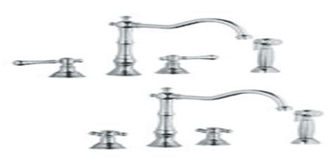 GROHE Bridgeford WIDESET KIT W/SP BN 20130EN0   Kitchen