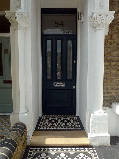 front garden company victorian mosaic london chelsea