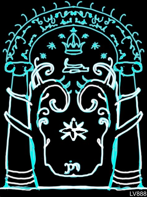 les portes de la moria v881 by lv888 on deviantart