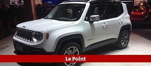 Nouvelle Jeep Renegade : jeep renegade baby baroudeuse automobile ~ Medecine-chirurgie-esthetiques.com Avis de Voitures