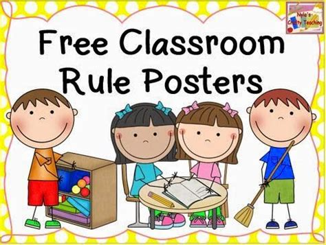 preschool classroom rules clip art   images