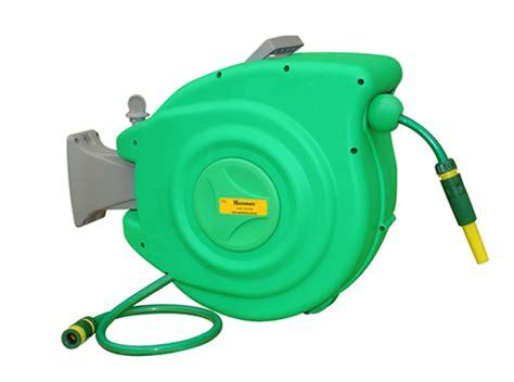 retractable garden hose auto retractable garden hose reel from vincent buda