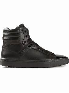 Hugo Hugo Boss : hugo 39 redon 39 hi top sneakers in black for men lyst ~ Sanjose-hotels-ca.com Haus und Dekorationen