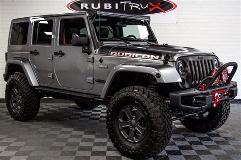 jeep rubicon recon 2017 jeep wrangler rubicon recon unlimited billet