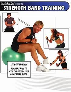 Bodylastics User Manual 2011 Color