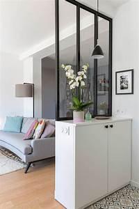 verriere d39interieur type atelier des exemples d39archi With meuble pour separer cuisine salon 10 comment installer une verriare dans sa cuisine