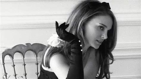 Natalie Portman Images Miss Dior> Making Of Video Captures Wallpaper And Background Photos
