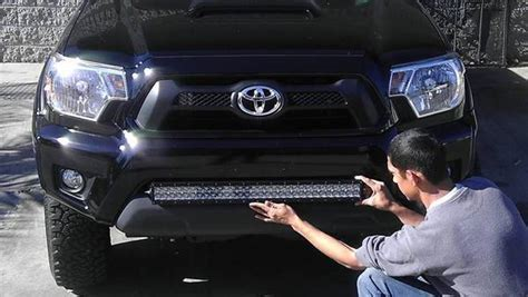 led light bar sale tacoma world